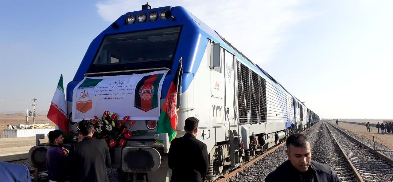 Iranian Railways Prima diesel locomotive