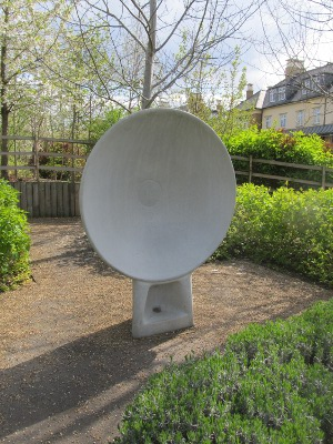 Sound mirror at Kew