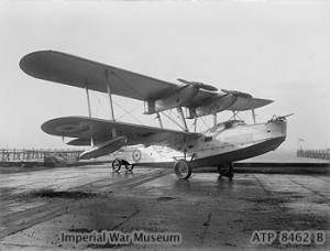 Supermarine Scapa flying boat
