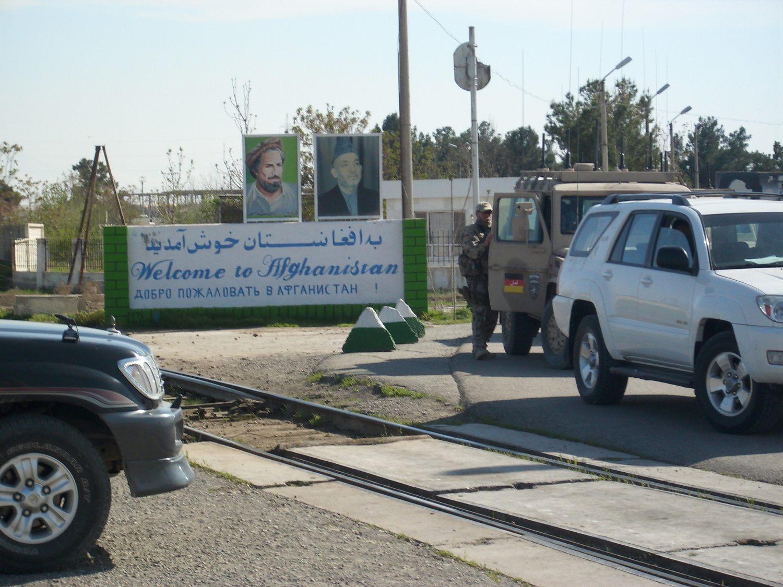 border crossing iran turkmenistan