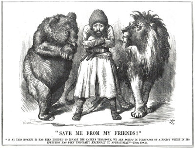 Punch cartoon, 30 November 1878.