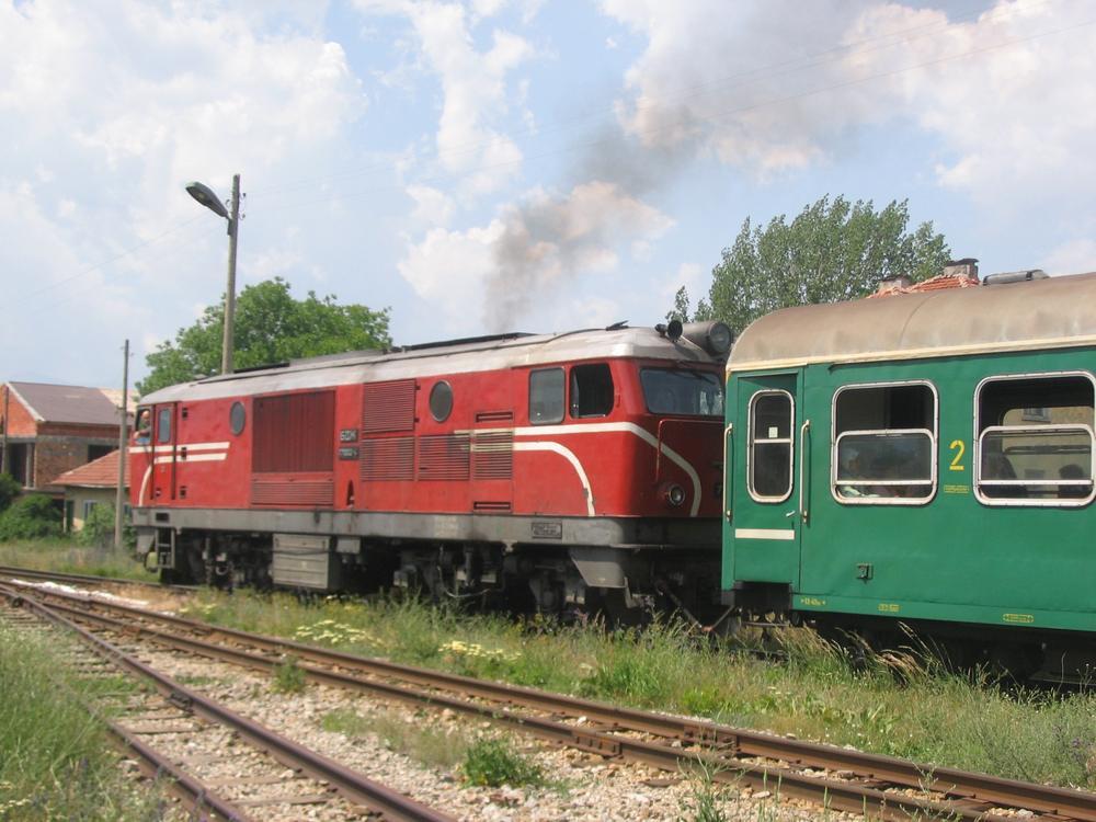 Bulgarian narrow gauge | Andrew Grantham