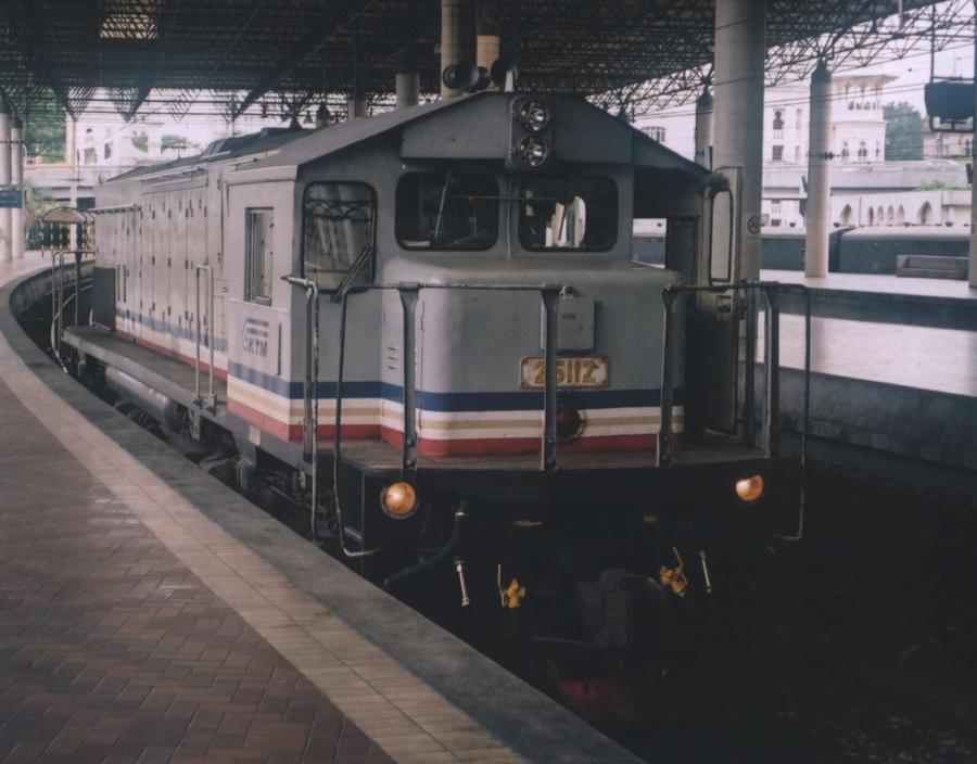 [KTMB locomotive]